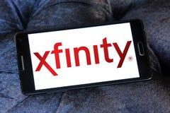 Xfinity, comcast logo Stock Image