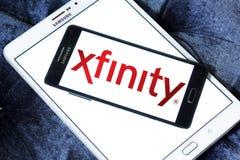 Xfinity, comcast logo Royalty Free Stock Image