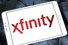 Xfinity, comcast logo Stock Photography
