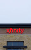 Xfinity Retail Store Exterior and Sign Stock Image