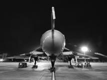 XH 558 бомбардировщик Vulcan Стоковые Изображения RF