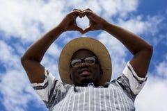 Xhosa man. Royalty Free Stock Photo