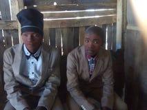 Xhosa man Royalty Free Stock Photography