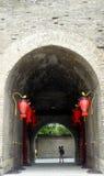 The Xi'an Circumvallation door Stock Photography