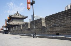 The Xi'an Circumvallation Royalty Free Stock Image