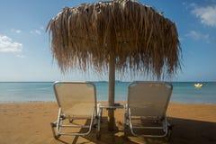 XI在海岛Kefalonia上的海滩在希腊 库存照片