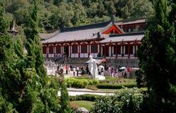 Xi'an, China:  Hua Qing Chi Palace Royalty Free Stock Photos
