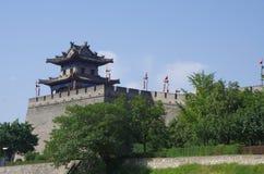 Xi'an Circumvallation stock fotografie