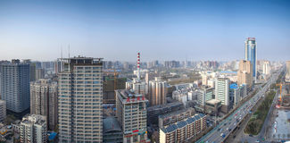 Xi'an City Royalty Free Stock Photo