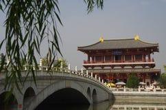 Xi 'an datang furong garden Stock Images