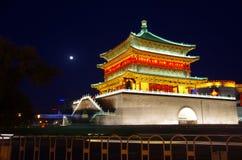 De toren van China van Xian stock foto