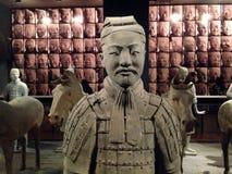 Xi ` een Museum van geschiedenis en cultuur Royalty-vrije Stock Foto
