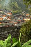 XI jiang, minoría de Miao, provincia de GuiZhou, China Fotografía de archivo libre de regalías