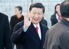 XI Jinping Arkivfoto