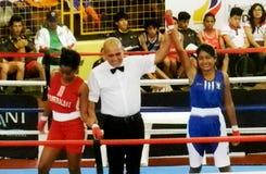 XI Juegos Deportivos Nacionales de Menores Azuay 2016 Royalty Free Stock Photography