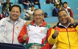 XI Juegos Deportivos Nacionales de Menores Azuay 2016 Stock Photography