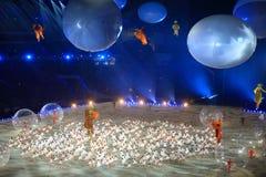 XI игры зимы Paralympic в Сочи стоковые изображения