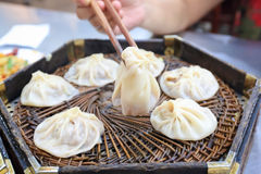 Xi'an soup dumplings Royalty Free Stock Photos