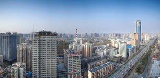 Xi'an stad Royaltyfri Foto