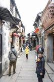 Xi street royalty free stock image