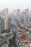 Xi 'an, traffic jam, traffic Stock Photography