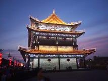 Xi'an-Turm stockfotografie