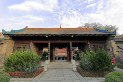 ` Xi una moschea di grande del vicolo del huajue Immagini Stock