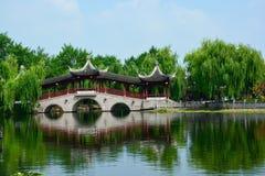 XI ville de l'eau de Tang Image libre de droits