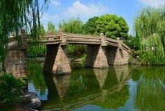 XI ville de l'eau de Tang Images stock