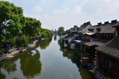 XI ville de l'eau de Tang Photographie stock libre de droits