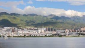 Xiaguan ή νέο Δάλι, Yunnan Κίνα απόθεμα βίντεο
