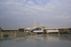 Xiamen может 1 квадрат в утре Стоковое Фото