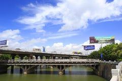Xiamen bridge Stock Photography