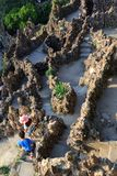 Shu Zhuang Park At Gulangyu Island Stock Image