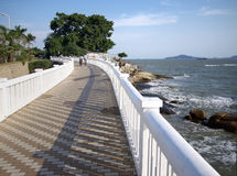 Xiamen,China,Beach Royalty Free Stock Images