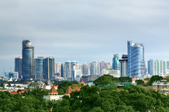 Xiamen city. Xiamen is a island of Fujian China Stock Image