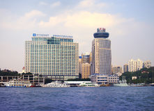 Xiamen City,China, Royalty Free Stock Photography