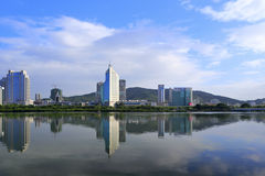 The xiamen city Stock Photo