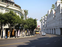 Xiamen Commercial Street,China, Stock Image