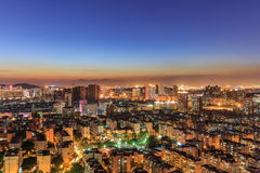 Xiamen East Mountain Villa Evening, China Stock Photo