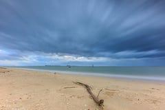 Xiamen Guanyinshan Seascape Stock Photo