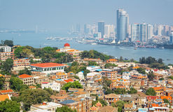Xiamen Gulangyu island Stock Photography