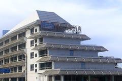 Xiamen internationellt sjösidahotell Arkivbild