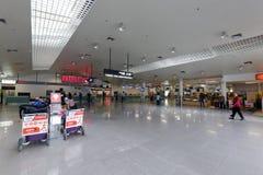 Xiamen promu terminal usługa sala Obraz Royalty Free