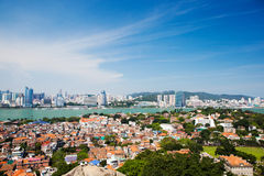 Xiamen scenery. Eastphoto, tukuchina, Xiamen scenery, City, scenery Stock Photos
