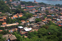 Xiamen scenery. Eastphoto, tukuchina, Xiamen scenery, Civilian House Royalty Free Stock Photo