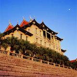Xiamen university Royalty Free Stock Images