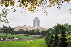 Xiamen University Campus Royalty Free Stock Images