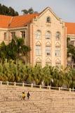 Xiamen University campus in southeast China Stock Photos