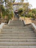 Xiamen University campus in southeast China Stock Photo